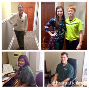 Encore Rehab Staff, St Patricks Day
