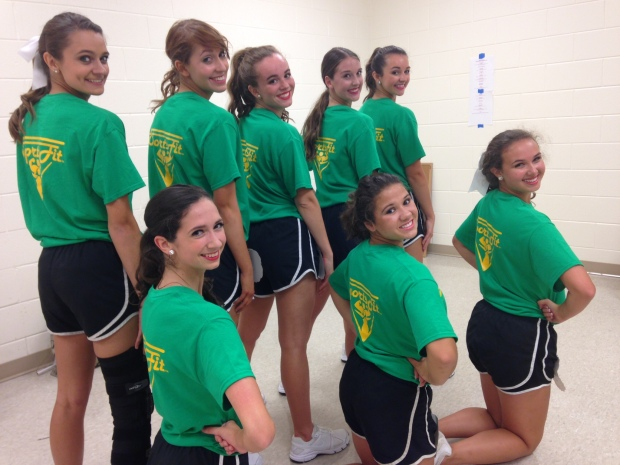 Distinguished young women MOrgan county