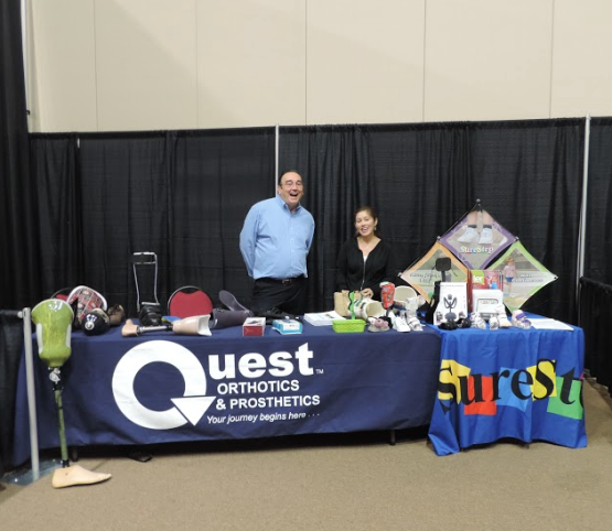 Quest Orthotics and prosthetics