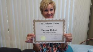 BEst Physical Therapy in Cullman