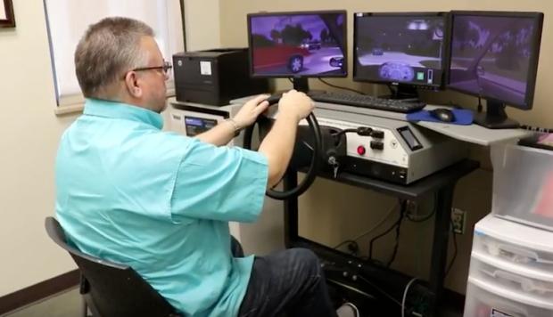 David Weatherly Driving Simulator 2 Ocean Springs Neuro