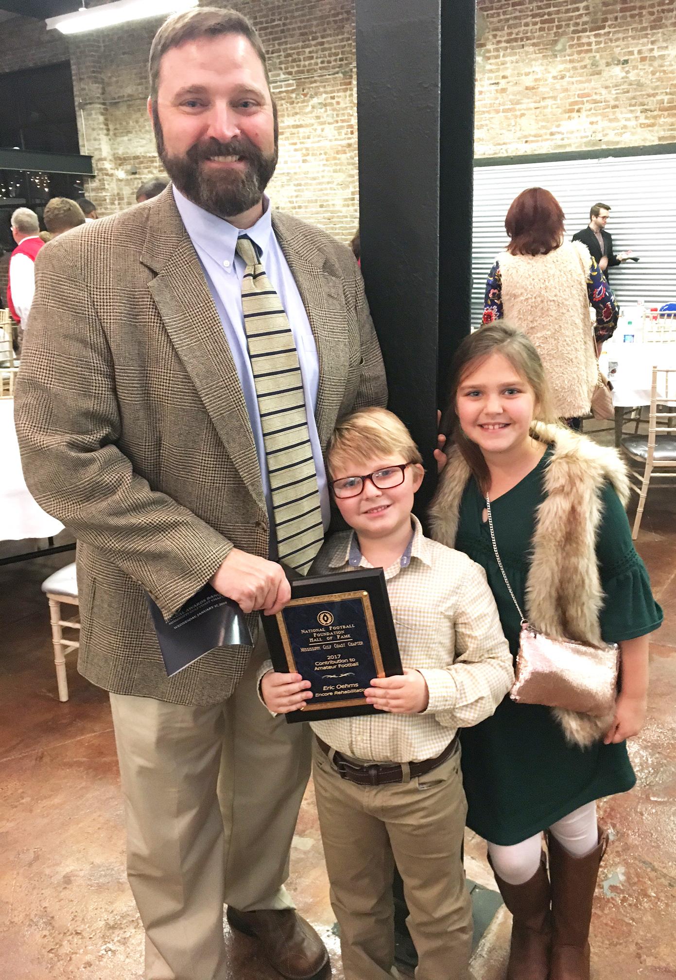 Eric Oehms ATC Award Jan 2018 Revised