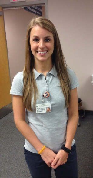 St. Martin Physical Therapist Kaitlin Quave