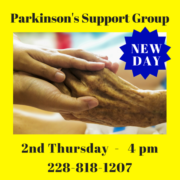 Parkinsons Support Group-2