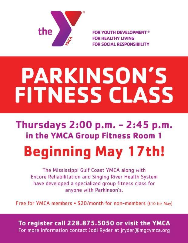 Parkinsons Fitness Class