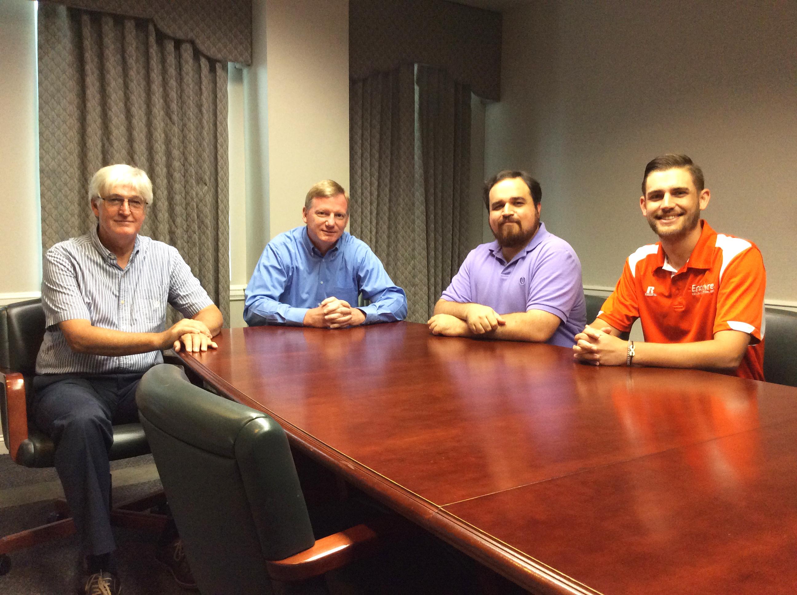 Encore Rehabilitation Accounting Team