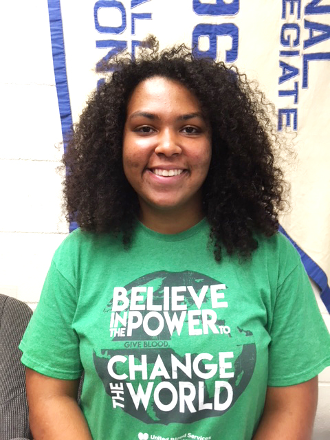 Female athlete Lachan Terrell is Athlete of the Month for Encore Rehabilitation-William Carey