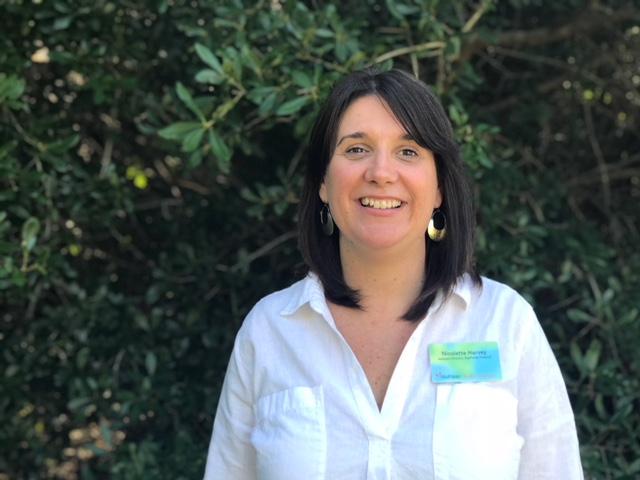 Nicolette Harvey, Patient of the Month for Encore Rehabilitation-Providence