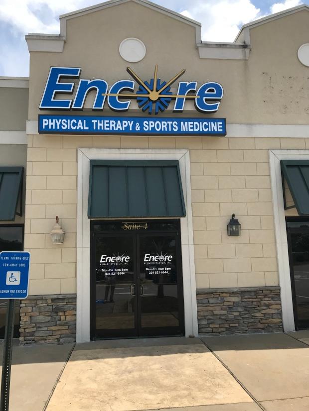 Encore Rehabilitation-Opelika, 3051 Fredrick Road, Suite 4, Opelika, AL 36801
