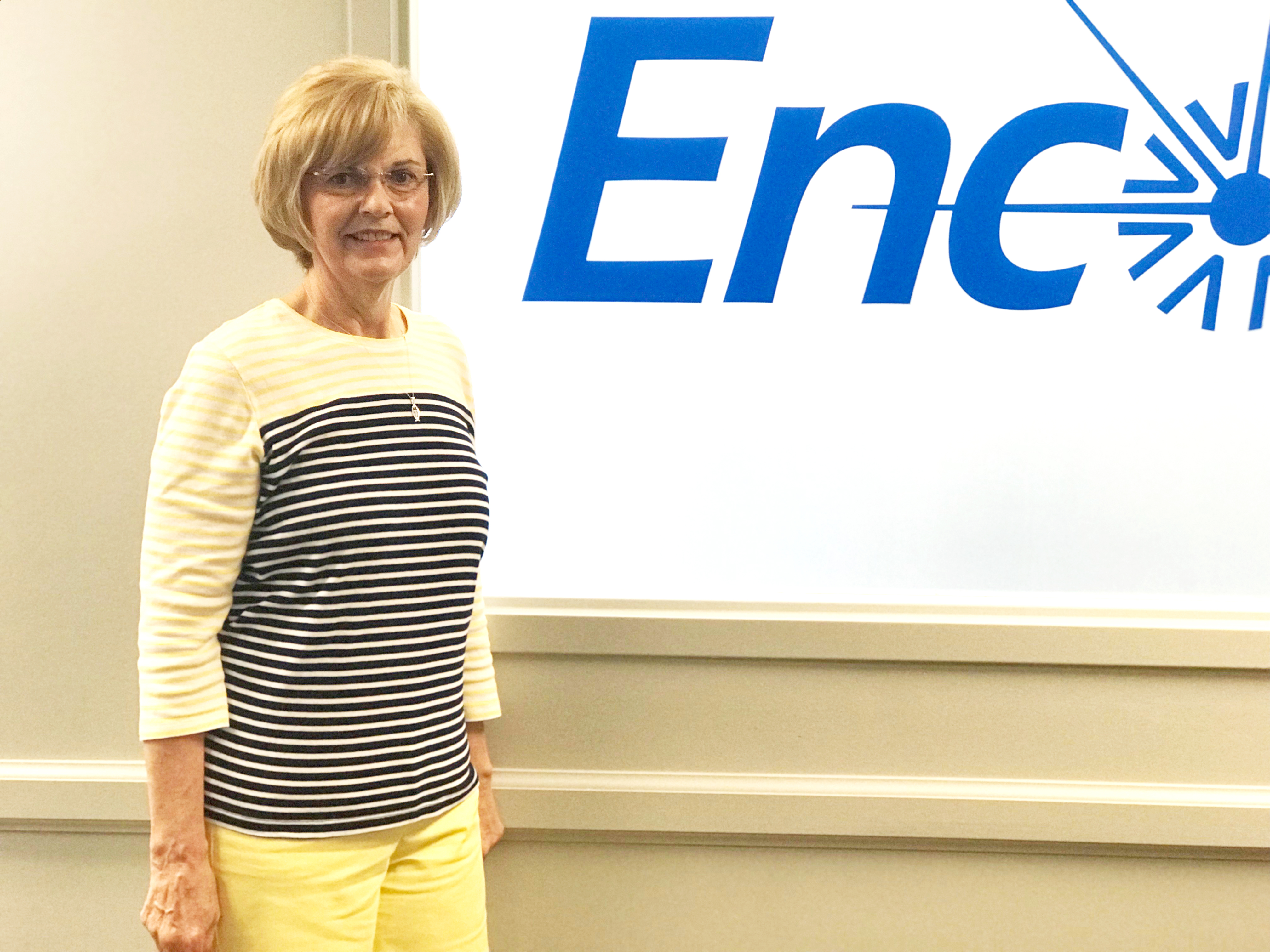 Alice Korhonen - Patient of the Month for Encore Rehabilitation-Foley
