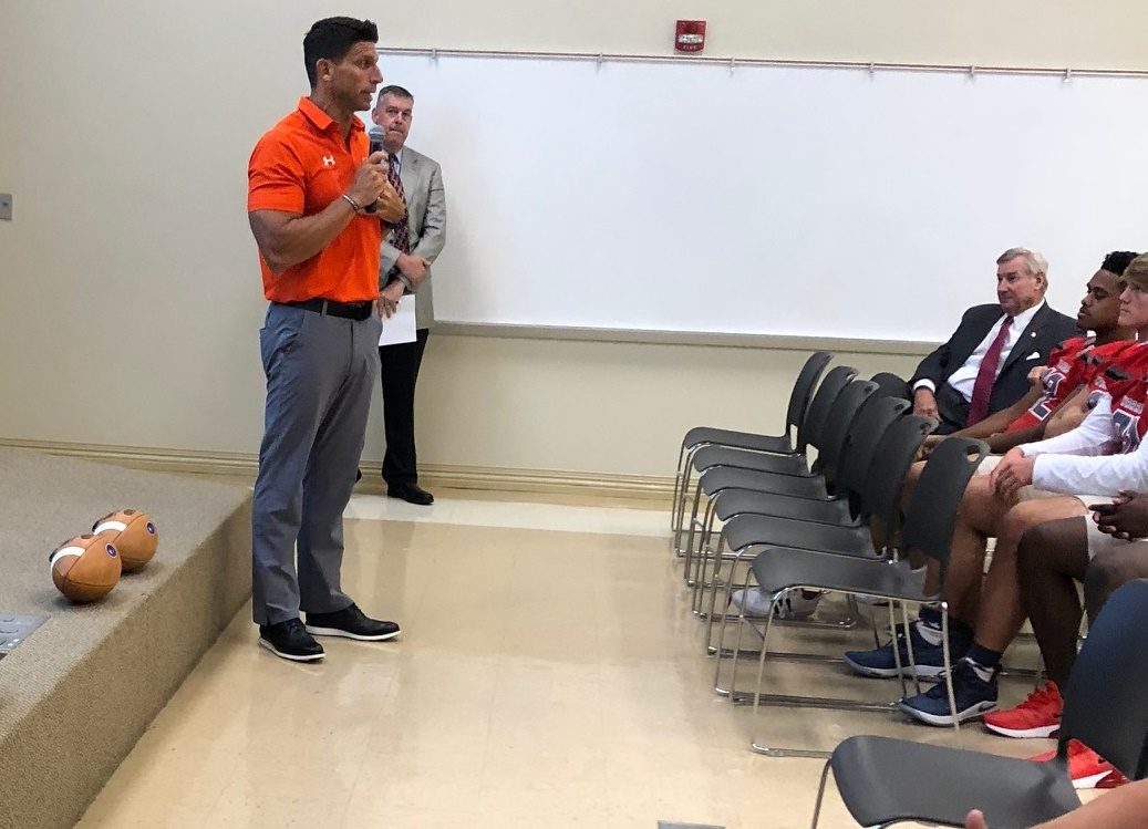 Coach Niblett Press Release AHSAA Aug 2018