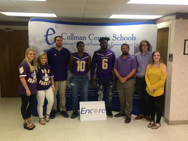 Hanceville Media Day