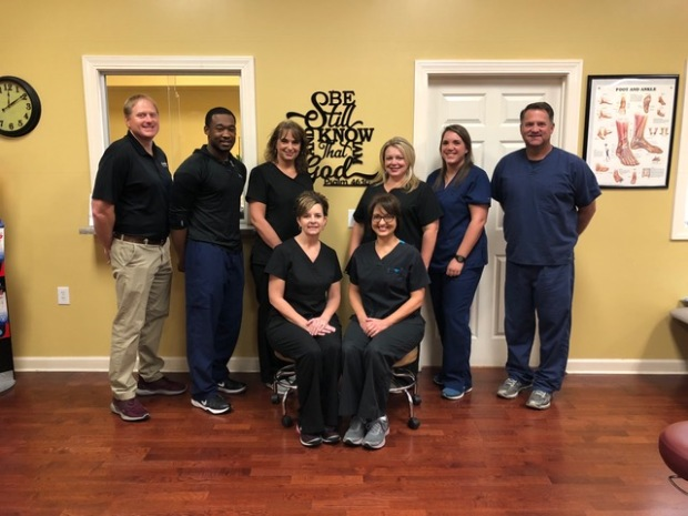 """Best of the Triangle 2018"" Encore Rehabilitation-Columbus Staff #EncoreRehab"