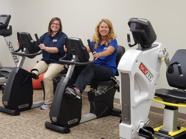 Encore Rehabilitation-Dothan East is now open! Come by and say hello to Haley and Kristie!