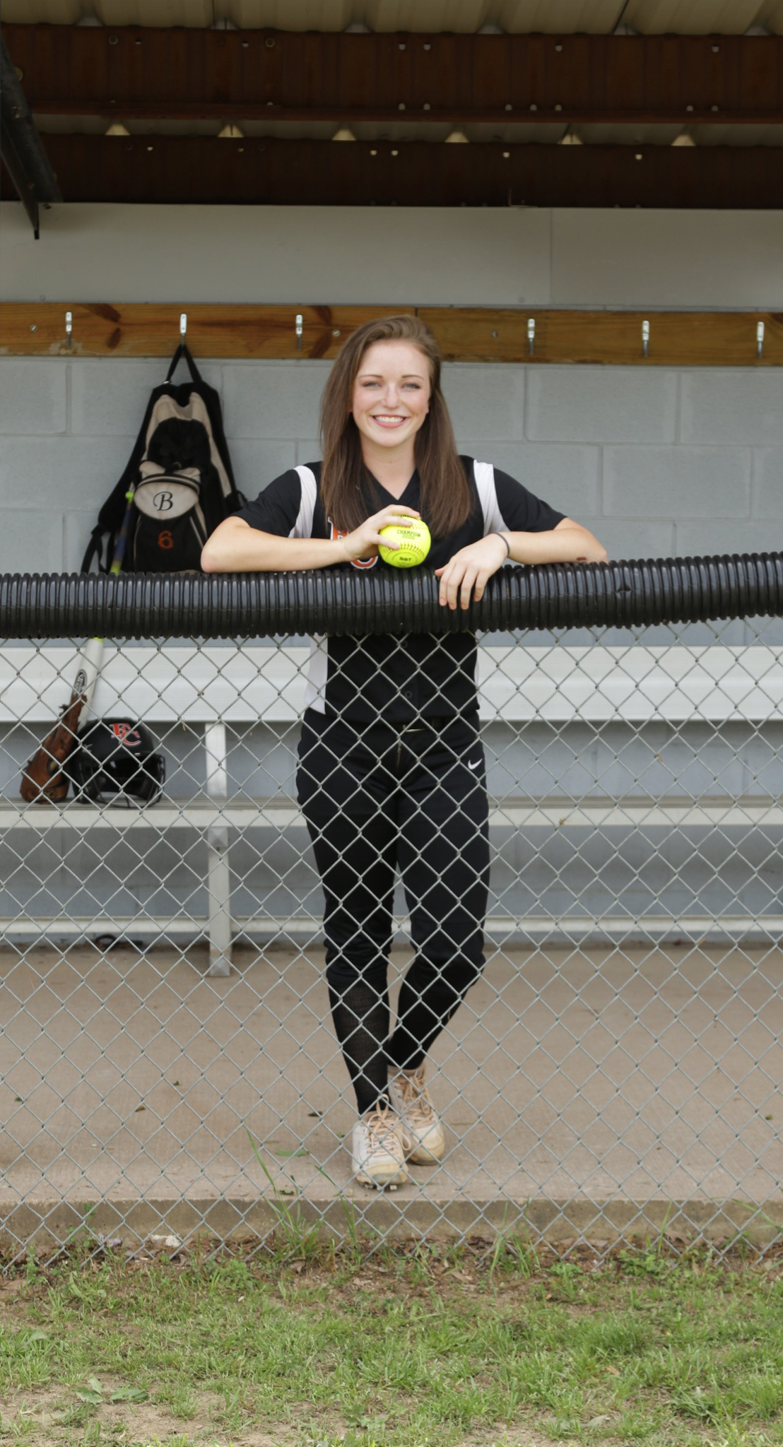 Meagan McIntyre- Athlete of the Month for Encore Rehabiltiation-Fayette