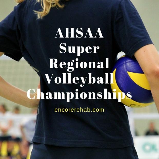 AHSAA Super Regional Volleyball Championships