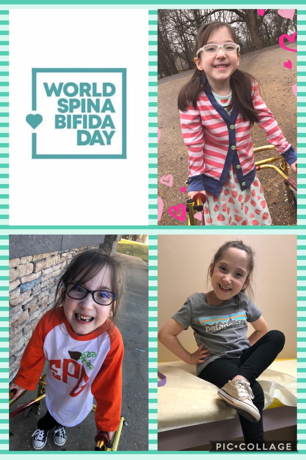 Celebrating World Spina Bifida Day with Elsee Peoples - Encore Rehabilitation-Winfield. #EncoreRehab #IamEncore