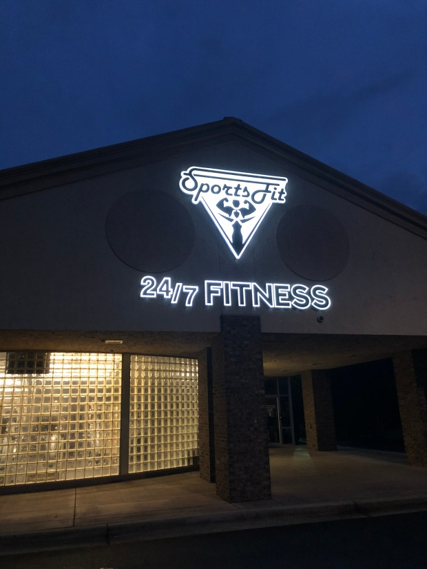 Athens SportsFit - 24/7 Fitness, 22423 US Highway 72 East, Athens, AL 35613. #EncoreRehab