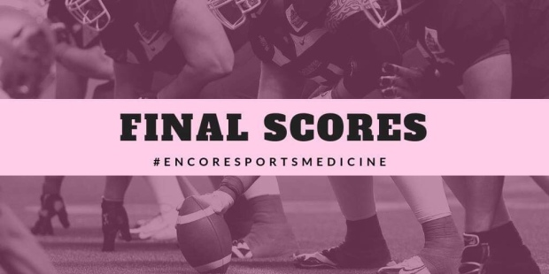 AHSAA Football Results for October 26, 2018