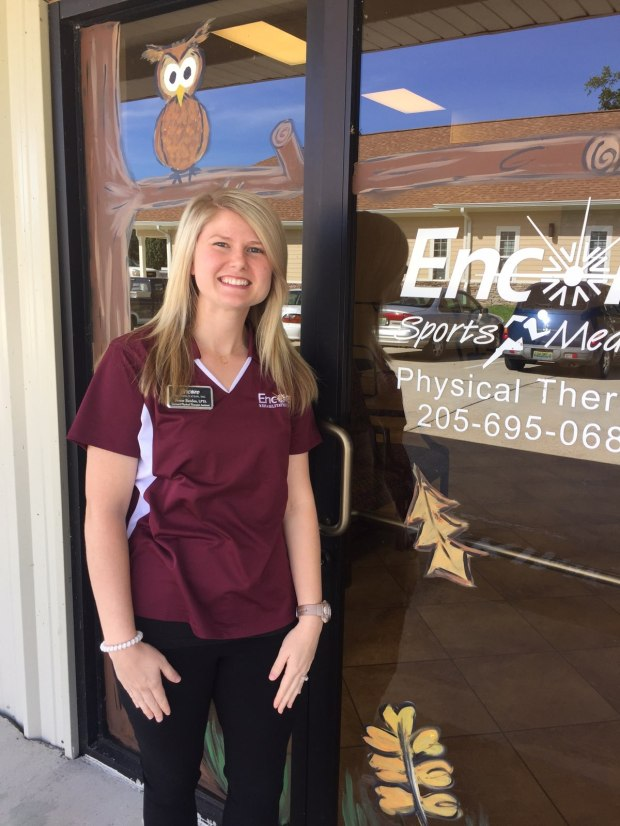 Jessie Dunavant, LPTA - Back home in northwest Alabama! #EncoreRehab #IamEncore