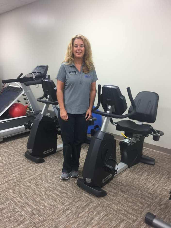 Clinic Director Kristie Anderson, PT - Encore Rehabilitation-Dothan East #EncoreRehab