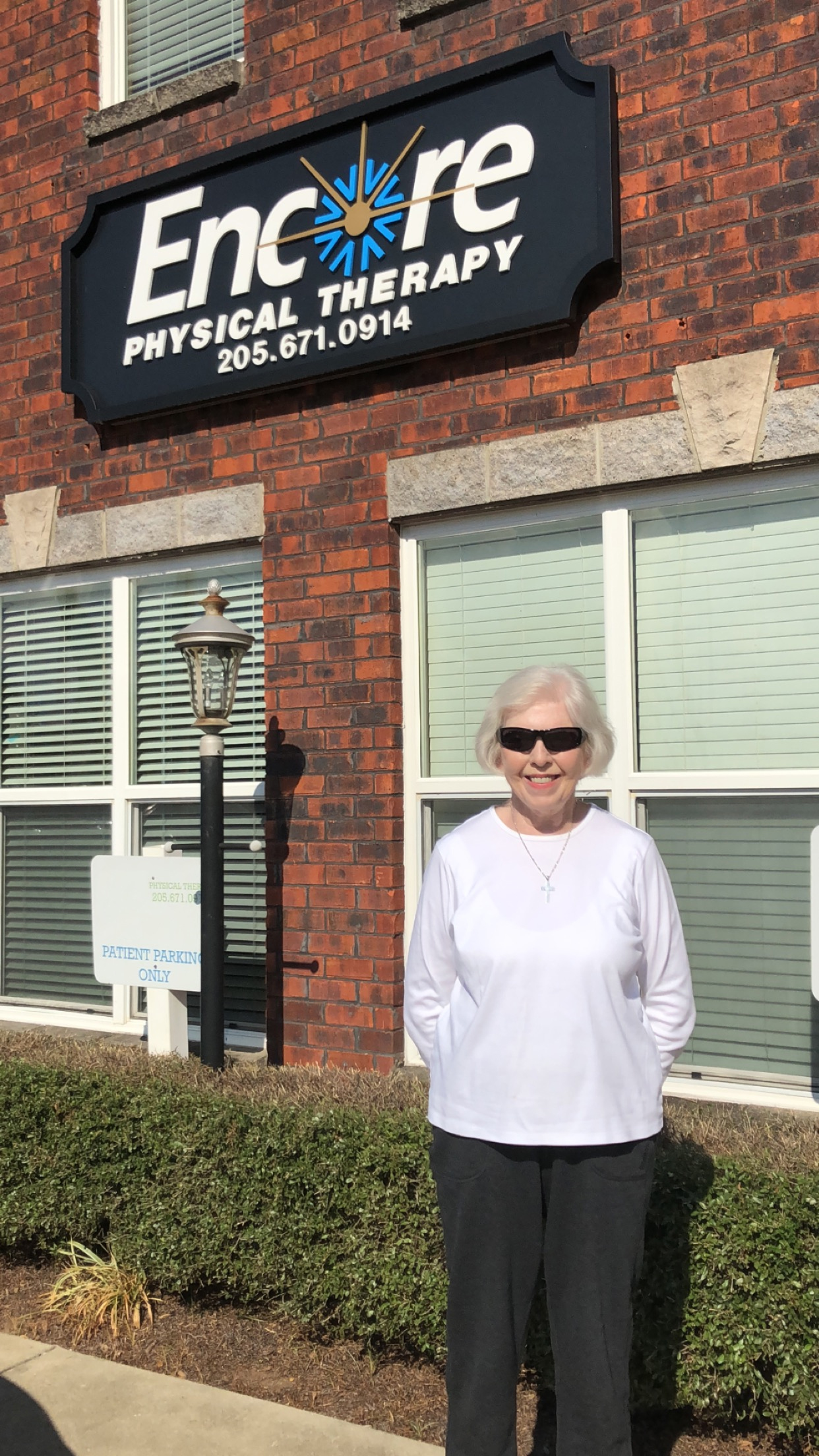 Marrene Wilson - Success with Physical Therapy at Encore Rehabilitation-Columbiana #EncoreRehab