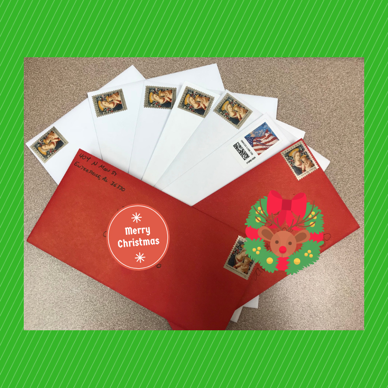Encore Rehabilitation-Enterprise supporting cards for a cure!