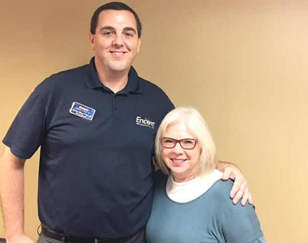 Terri Tarquinee is Patient of the Month for Encore Rehabilitation-Eufaula #EncoreRehab