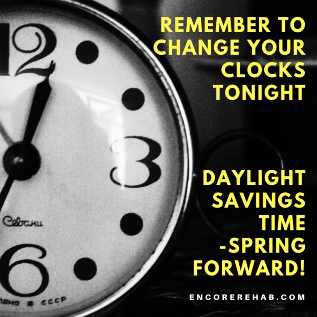 Daylight Savings Time