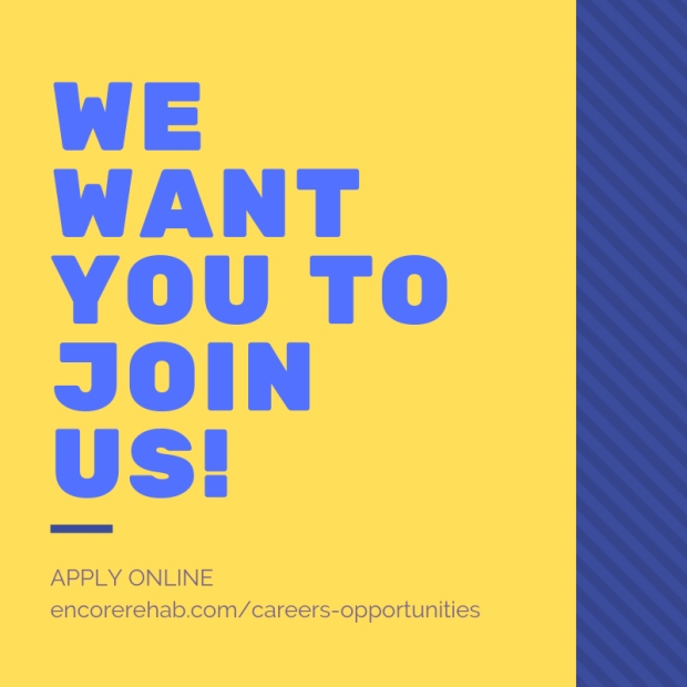 We Want You to Join Us