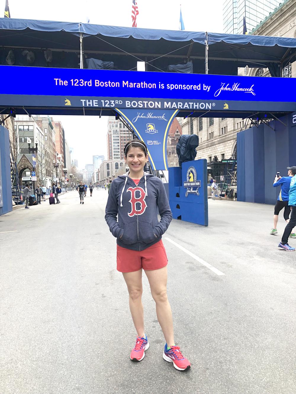 Bonnie Yesian PT Boston Marathon 2 April 2019 Dothan Revised