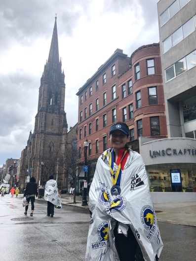 Bonnie Yesian PT Boston Marathon 3 April 2019 Dothan Revised