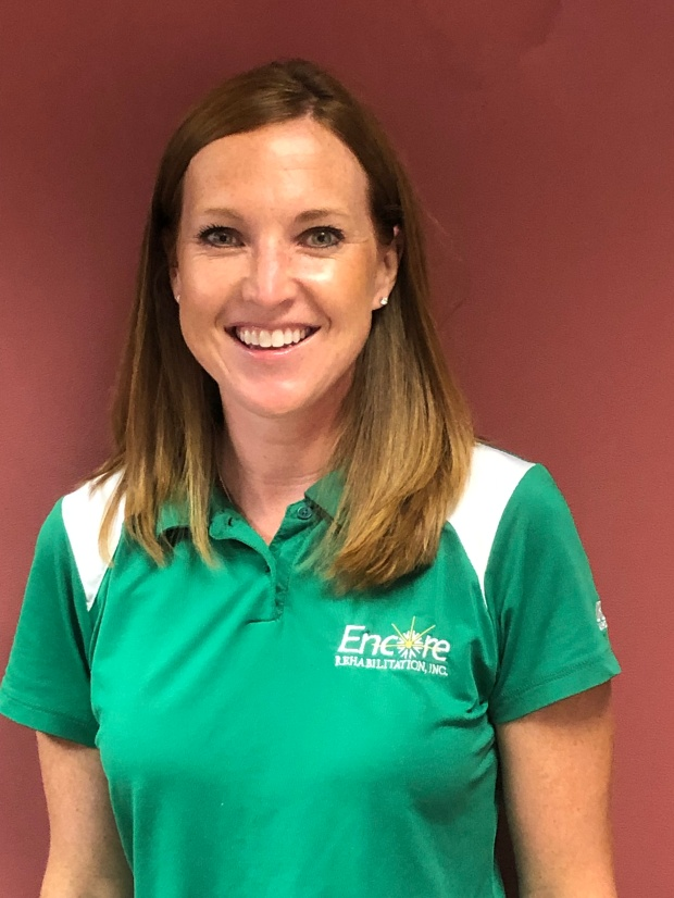 Meet Jessica Rea, MA, CCC-SLP with Encore Rehabilitation-Athens #EncoreRehab