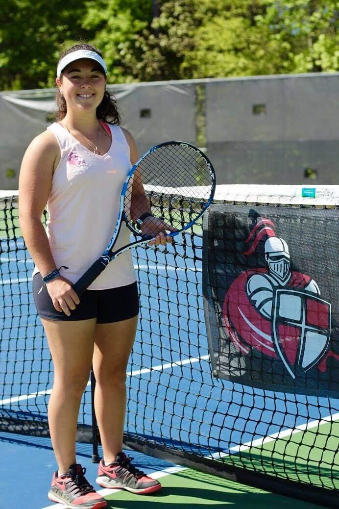 Patricia Ganso Lopez is Athlete of the Month for Encore Rehabilitation-William Carey #EncoreRehab