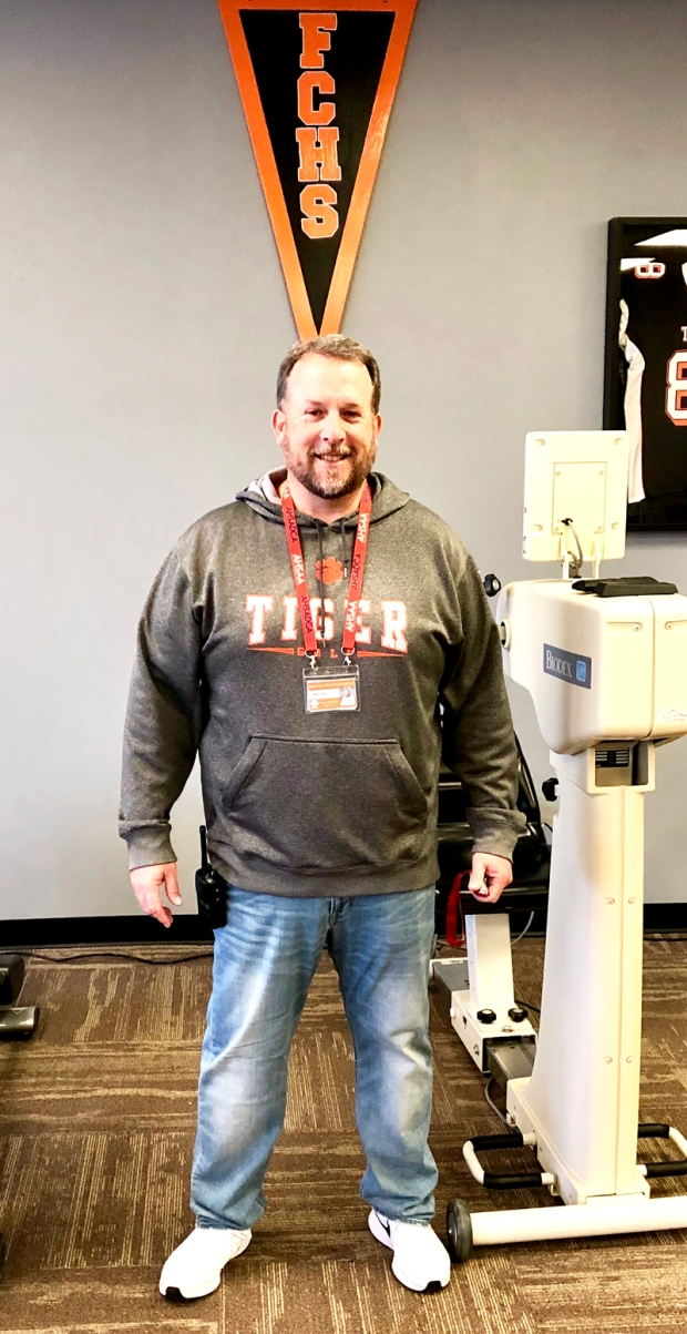 Rayburn Trull is the Patient of the Month for Encore Rehabilitation-Fayette #EncoreRehab