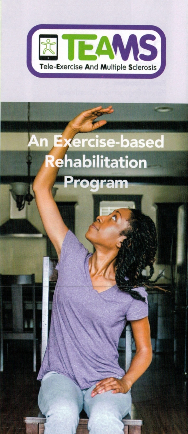 Call us to learn more about the TEAMS MS exercise research study. #EncoreRehab