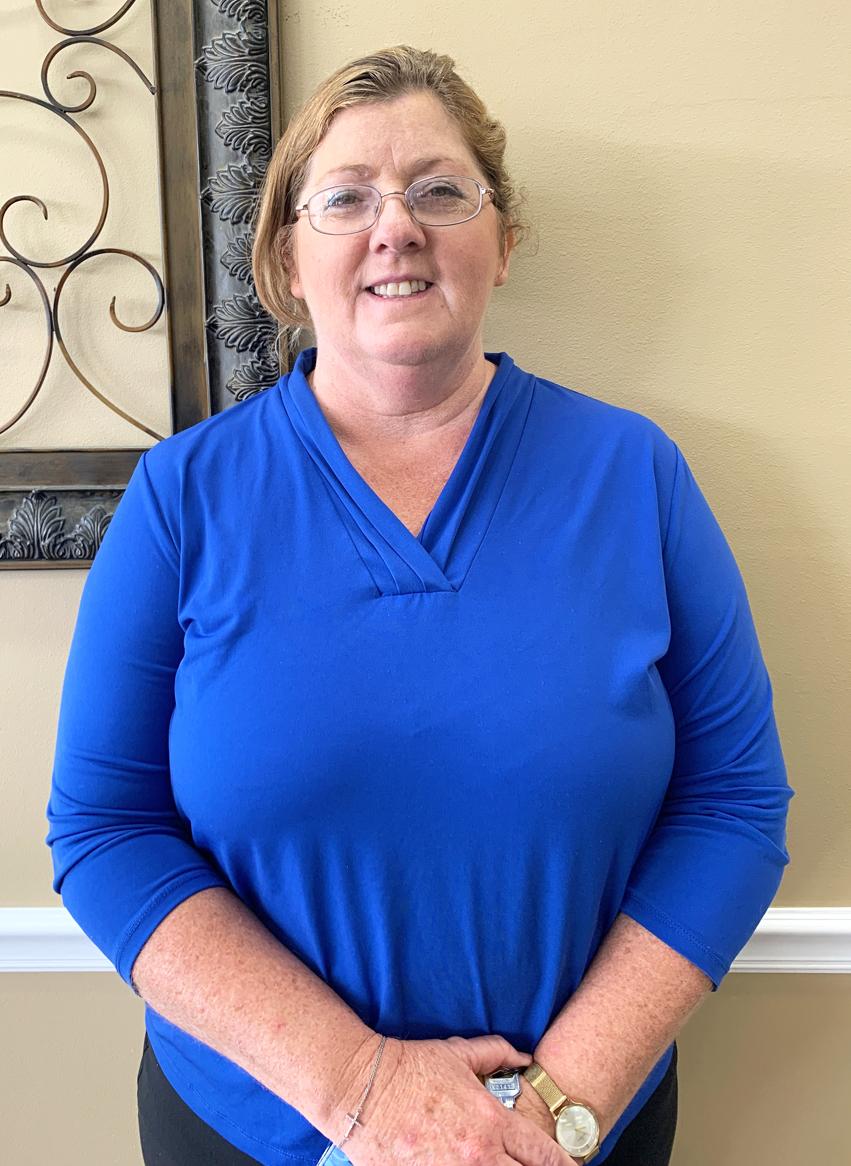 Dena Kromer - Patient of the Month for Encore Rehabilitation-Clanton #EncoreRehab