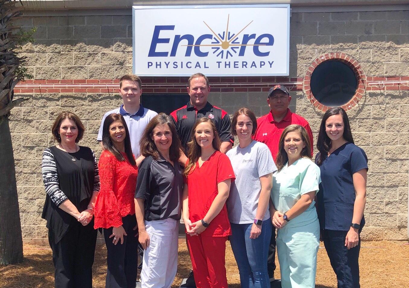 Hattiesburg Region Staff Photo at Oak Grove June 2019