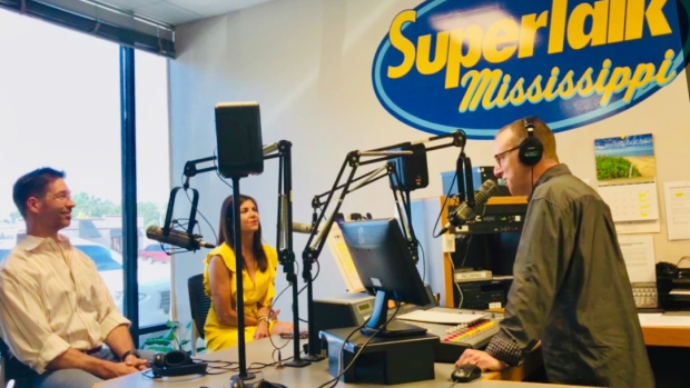 Encore Rehabilitation-Oak Grove was featured on SuperTalk Radio with Michel Mergens in Hattiesburg, Mississippi #EncoreRehab