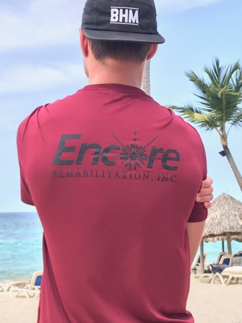 Encore Rehabilitation spotted in the Dominican Republic! #EncoreRehab