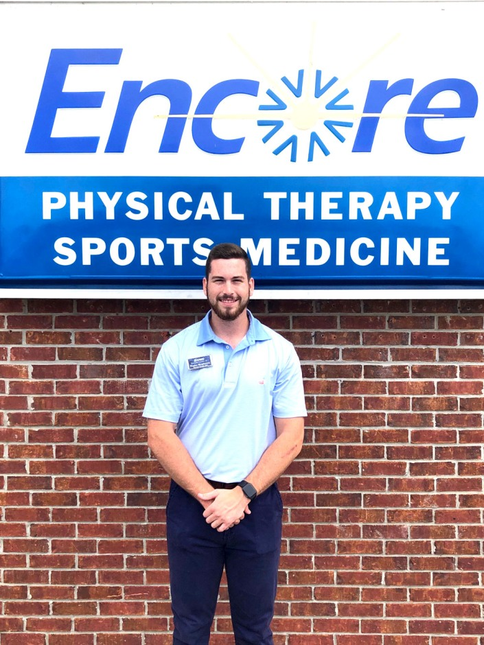 Welcome to Preston Montgomery of Encore Rehabilitation-Moulton #EncoreRehab