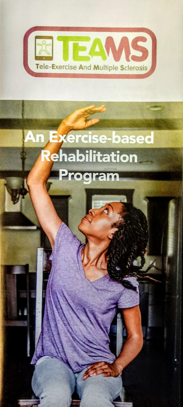 Encore Rehabilitation-Phenix City participates in TEAMS Reseach Study for MS individuals #EncoreRehab