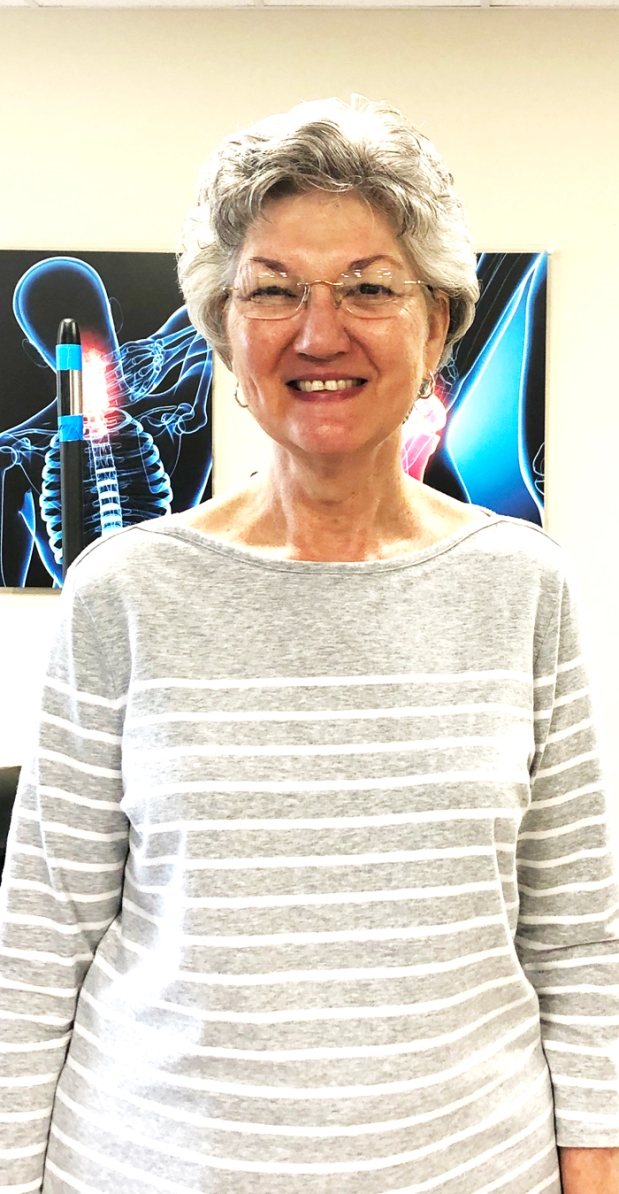 Dana Doss is walking without pain after Physical Therapy at Encore Rehabilitation-Columbiana #EncoreRehab