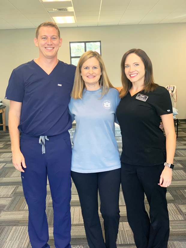 Encore Rehabilitation-West Mobile is Now Open! Shown here is the first patient Amy Melton #EncoreRehab