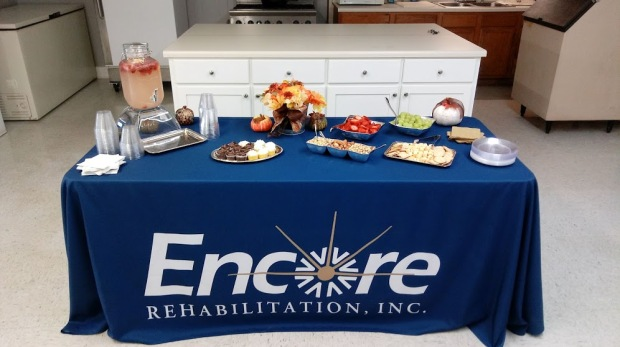 We LOVE to see you move at Encore Rehabilitation-Reeltown! #EncoreRehab