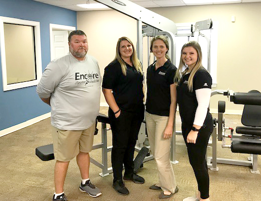 Friendly, licensed, experienced staff are waiting to help you at Encore Rehabilitation-Fayetteville, TN! #EncoreRehab