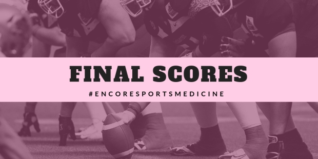 Final score Football Twitter Breast Cancer Awareness Pink