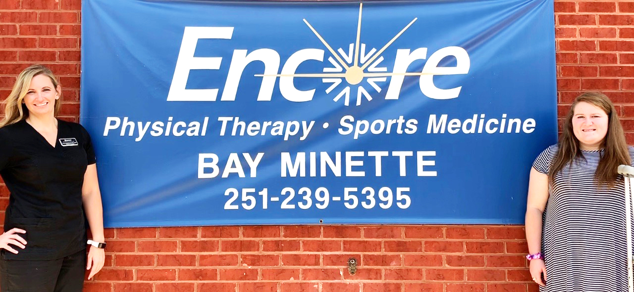 Encore Rehabilitation-Bay Minette wants to be your Physical Therapy Provider! Why go anywhere else? #EncoreRehab