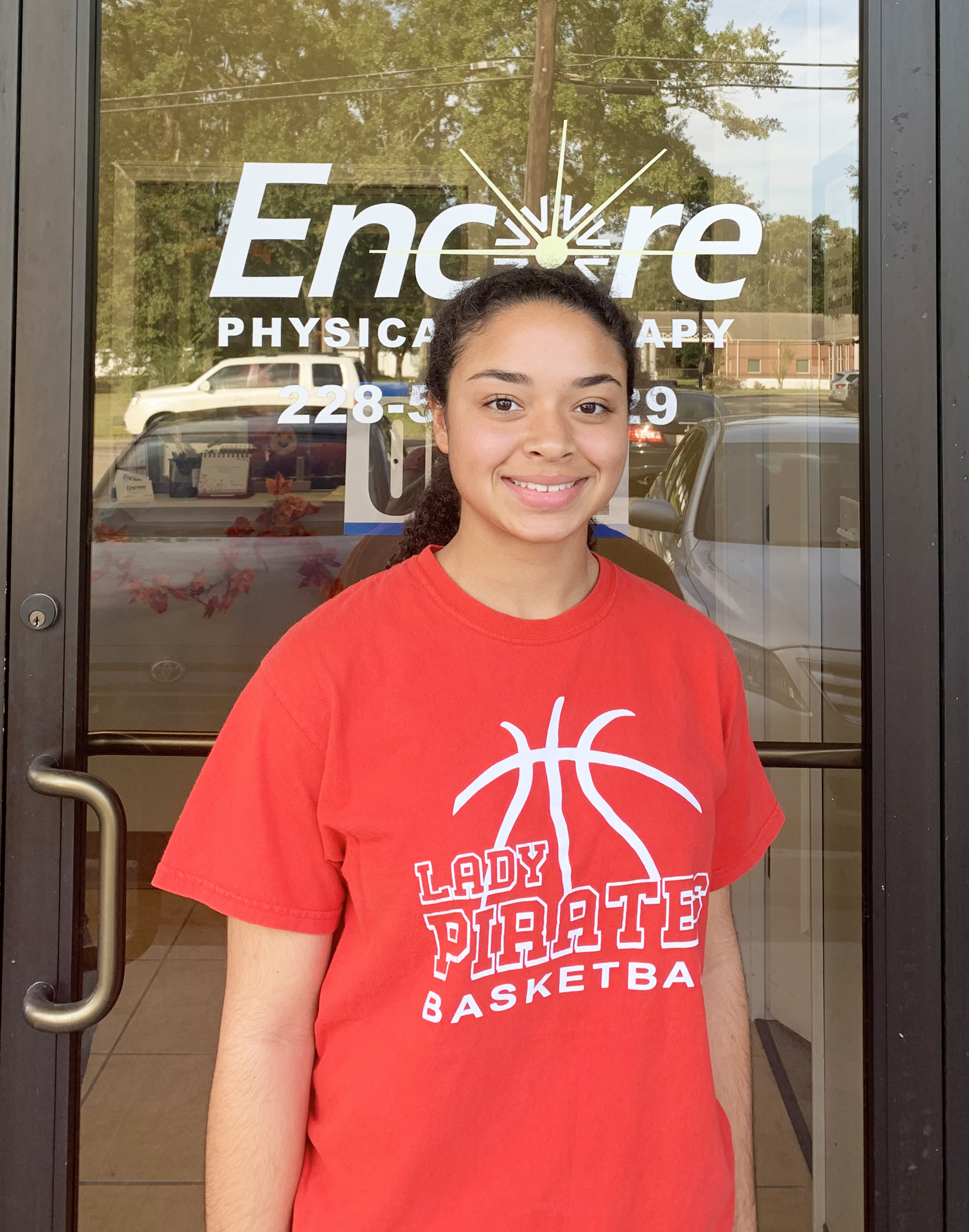 Adrainna Foxworth is Athlete of the Month for Encore Rehabilitation-Long Beach #EncoreRehab