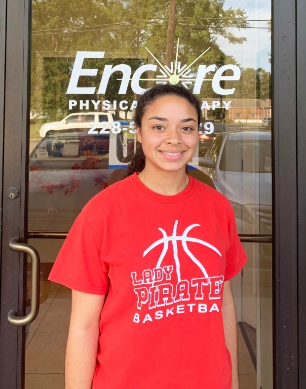 Adrainna Foxworth is Athlete of the Month for Encore Rehabilitation-Long Beach #EncoreRehab